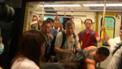 """香港之乱丨堵塞交通、打砸设施、殴伤市民……暴力阴影下香港沦为""""死城"""""""