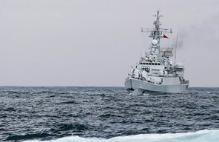 尼日利亚海军解救遭劫中国渔船 18人获救包括8名中国公民