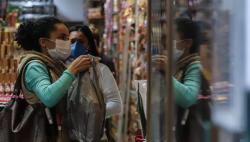 巴西新增確診病例再創單日最大增幅