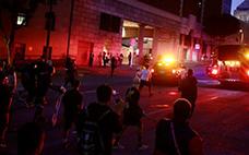美国洛杉矶市宣布实施宵禁应对骚乱蔓延