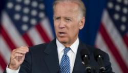 美国前副总统拜登锁定民主党总统候选人提名