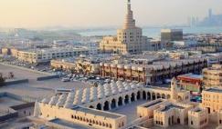 卡塔尔新增确诊病例继续下降