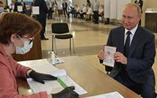 俄修憲公投最新數據:近八成贊成 普京或可連任至2036年