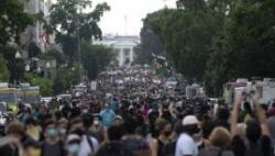 """中国人权研究会发表文章指出,严重歧视与残酷对待移民凸显""""美式人权""""的伪善"""