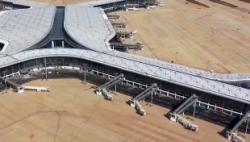 来自海南自贸港建设一线的声音 海口美兰国际机场二期扩建项目主体工程完工 计划年底投入运营