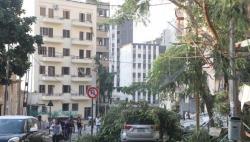 一名中国公民在黎巴嫩首都港口区爆炸中受轻伤