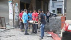 直击黎巴嫩大爆炸现场