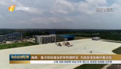 海南:重点项目建设抓早抓细抓实 为自贸港发展积蓄动能