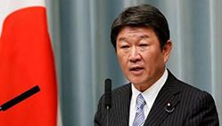 日本外相疫情期间首次外访结束:日英预计本月谈妥经贸协议