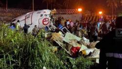 印度开始读取失事客机黑匣子 称将进行彻底调查