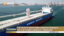 三部门联合发布海南自贸港国际运输船舶有关增值税政策   对符合条件的国际运输船舶实行增值税退税