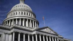 """美众议院表决通过临时预算案以避免政府""""关门"""""""