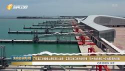 广东湛江徐闻南山港区投入运营 实现与海口新海港对接 琼州海峡港航一体化取得新进展