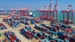 商务部:前8月中国与东盟贸易总值达4165.5亿美元