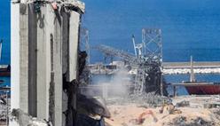 中国赴黎维和部队支援贝鲁特港口爆炸灾后重建