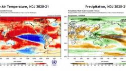 世界气象组织:拉尼娜现象已经形成