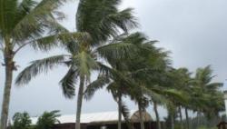 """台风""""沙德尔""""可能于24日下午至夜间登陆海南岛东南部"""
