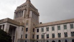 日本临时国会开幕 参会人数仅为正常情况的两成