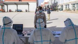 新疆喀什:争分夺秒 4天完成474.65万人核酸检测