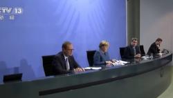 德国下周起实施更严格防控措施 关闭餐饮和文体设施