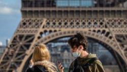 """法国拒绝""""群体免疫"""" 马克龙宣布再次启动全国封锁政策"""