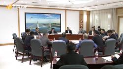 冯飞参加省委七届九次全会分组讨论时指出 以自贸港建设引领海南高质量发展