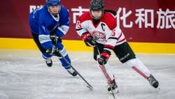 2020年全国女子冰球锦标赛开赛