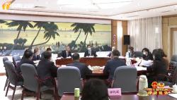 沈晓明在海口代表团参加审议时要求 找准发展定位 完善城市功能 努力打造现代化国际化城市