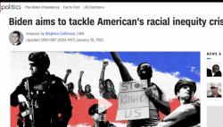"""美国暴力执法何时休?""""制度性歧视""""才是祸根"""