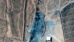 美军空袭叙利亚境内目标 多国呼吁美国尊重叙主权和领土完整