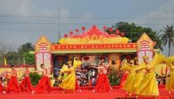 今年冼夫人文化节 海口新坡镇不开展任何活动