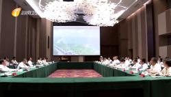 生态环境部调研组到海南调研并座谈签约 孙金龙 沈晓明 冯飞参加有关活动