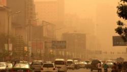 10级大风!大范围沙尘!明天北方人出门心很累 超14个省区市将受冷空气影响