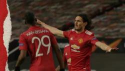 欧联杯1/4决赛 曼联、罗马携手晋级会师半决赛