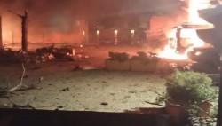 中国驻巴大使入住的酒店发生爆炸,外交部回应