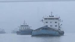 重庆三峡库区水位跌破160米 部分航道管制