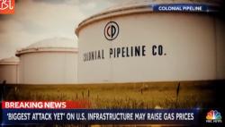 最大输油管道遭网络攻击 美国多州和华盛顿特区进入紧急状态