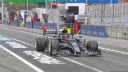 F1西班牙大奖赛汉密尔顿夺冠