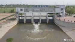好消息!南水北调东线正式向河北和天津供水