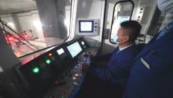 我国自主研发成功地铁列车自主运行系统