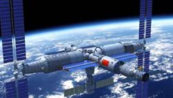 中国愿继续加强空间站国际合作与交流 欢迎外国航天员联合飞行