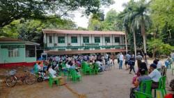 缅甸首次确认发现新冠病毒变异株