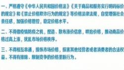 海南發布提醒告誡書:疫情期間價格違法 最高罰500萬