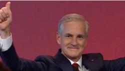 """挪威工党胜选,北欧国家""""集体向左转""""?"""