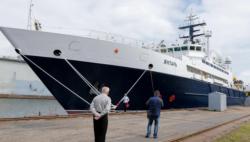 美媒:可以切断海底电缆的俄军间谍船驶进英吉利海峡