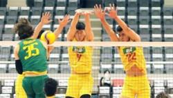 亚洲男排锦标赛-江川19分 中国男排遭澳大利亚逆转