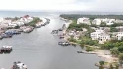 走进乡村看小康 | 海南琼海潭门村:千年潭门渔港 渔业转型升级