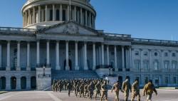 美防长下令:部署100名国民警卫队员 应对特朗普支持者集会