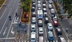 海南交警曝光一批逾期未報廢、未檢驗等重點車輛
