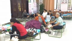 文昌龍樓鎮陸續轉移危房群眾34人入駐安置點